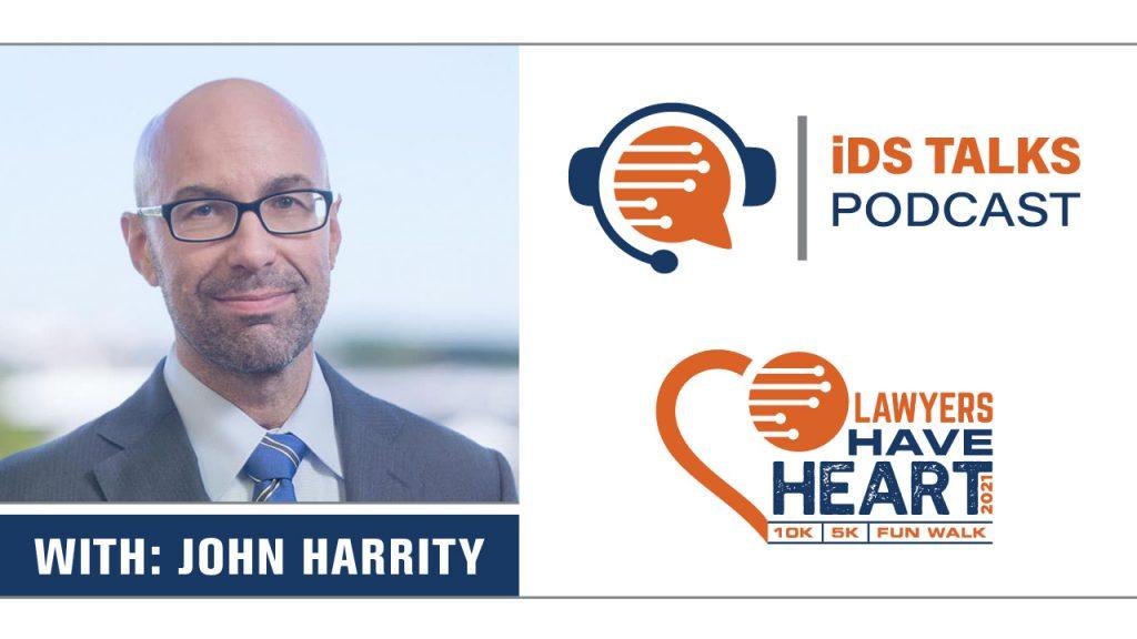 iDS talks 1.4 w john harrity