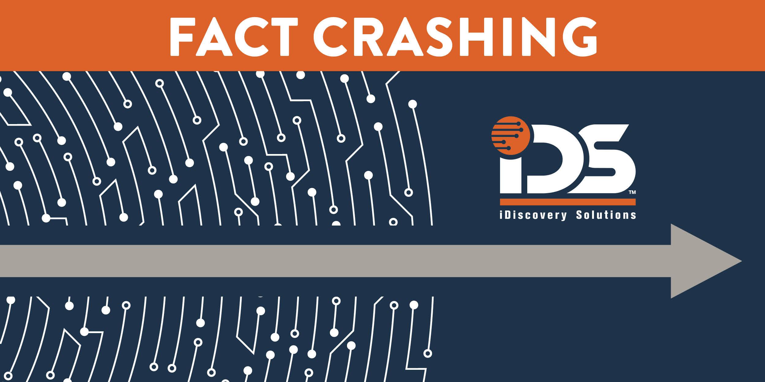 Fact Crashing, Fact Crashing™, Data Discovery, transactional data, data-based evidence